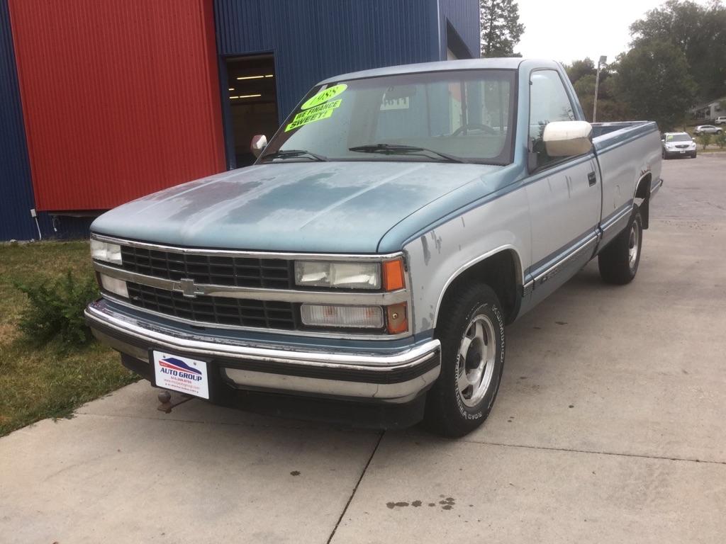 1988 Chevrolet 1/2 Ton Pickups  - MCCJ Auto Group