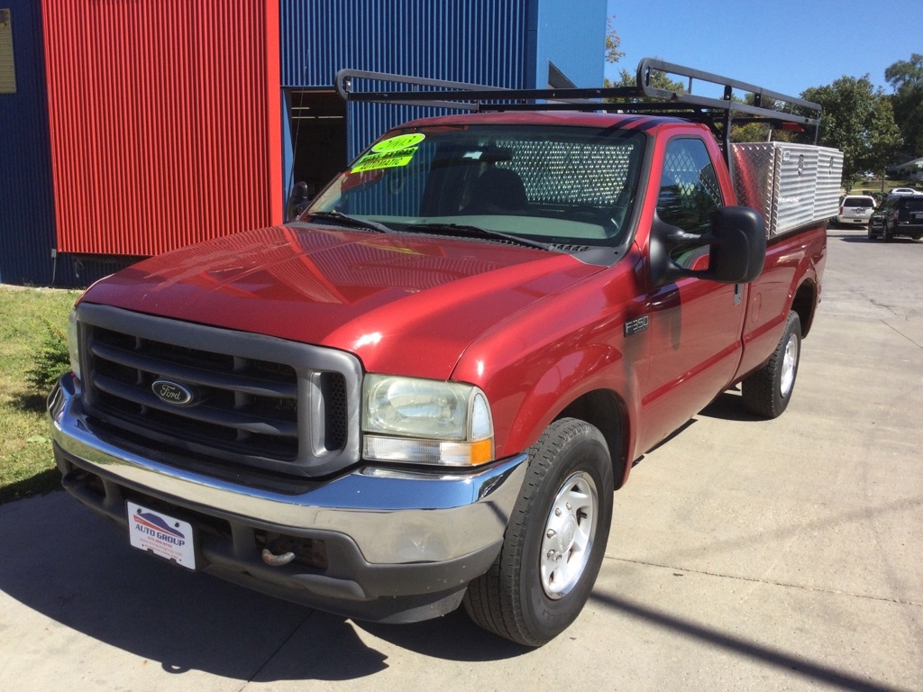 2003 Ford F-350  - MCCJ Auto Group