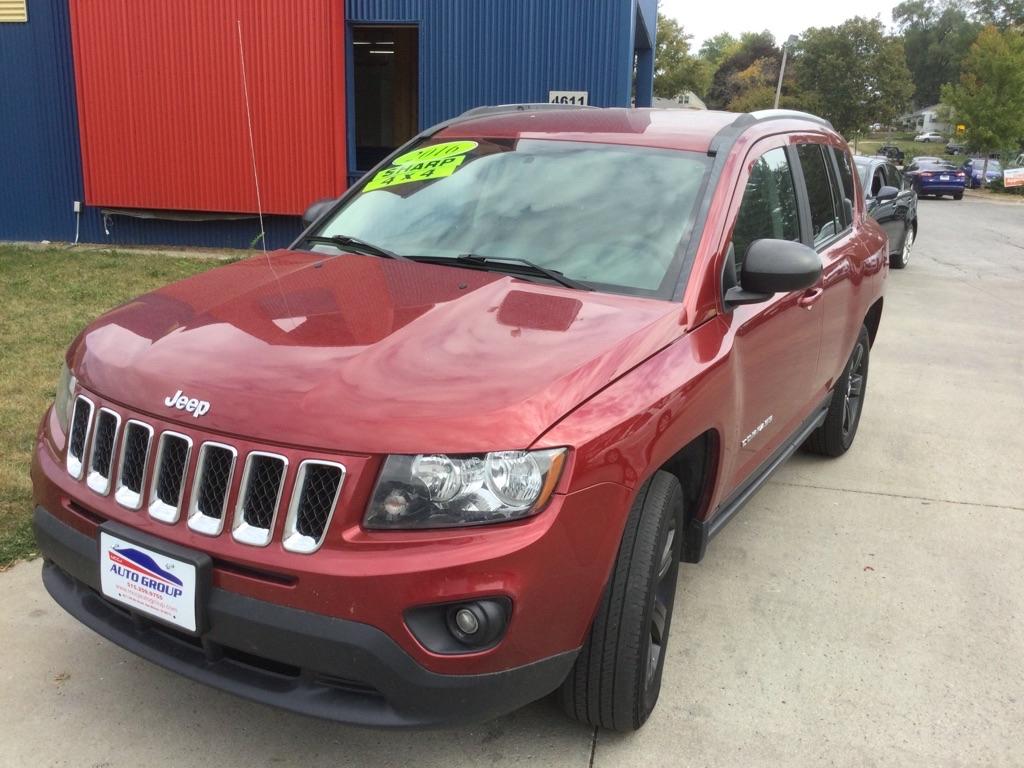 2016 Jeep Compass  - MCCJ Auto Group