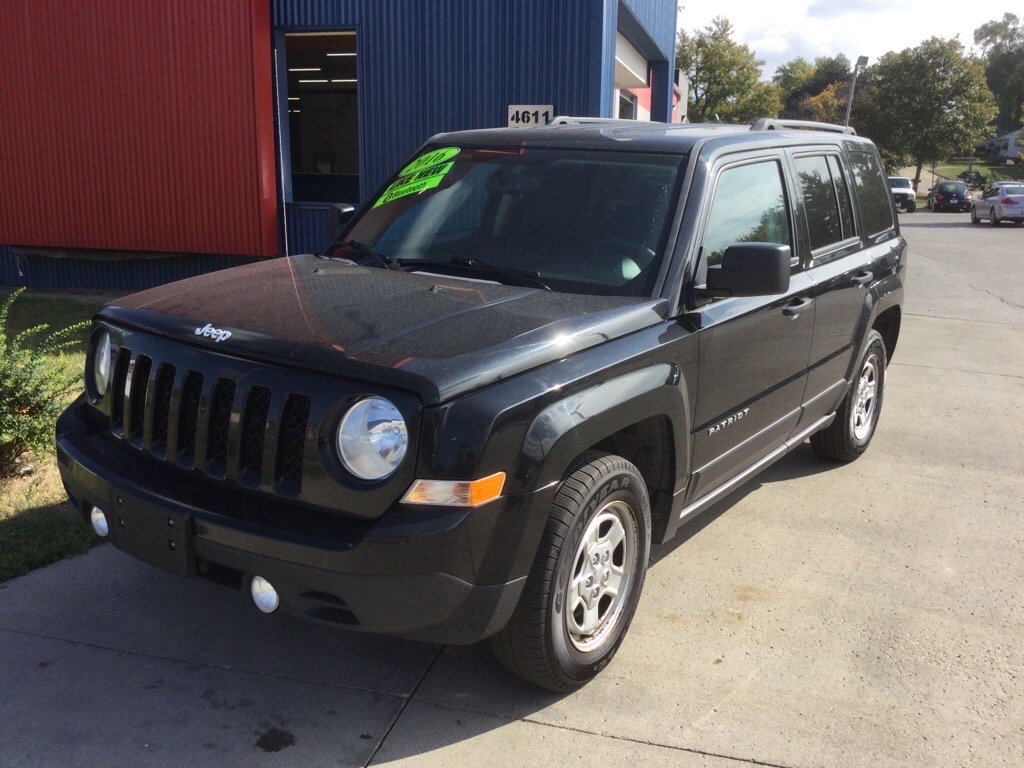 2016 Jeep Patriot  - MCCJ Auto Group