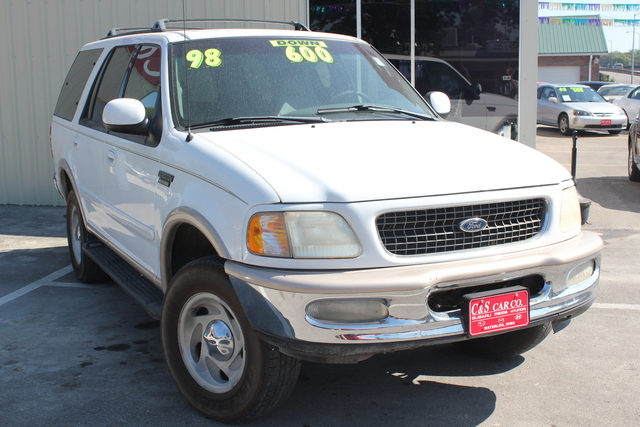 1998 Ford Expedition  - C & S Car Company