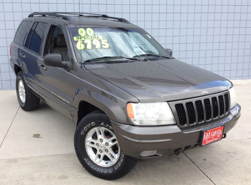 Amazing 2000 Jeep Grand Cherokee Limited 4WD