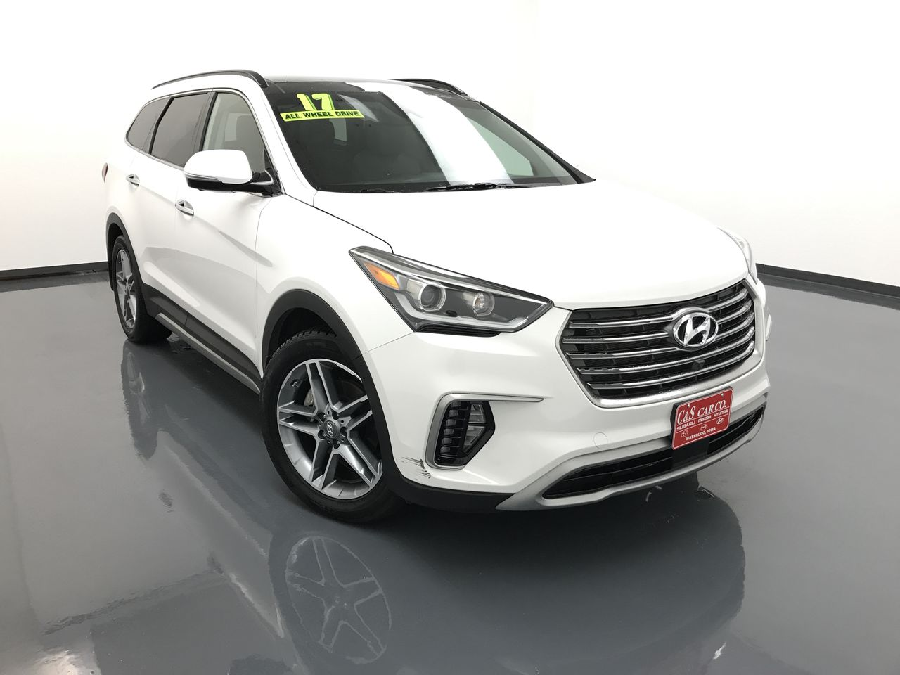 2017 Hyundai Santa Fe  - C & S Car Company