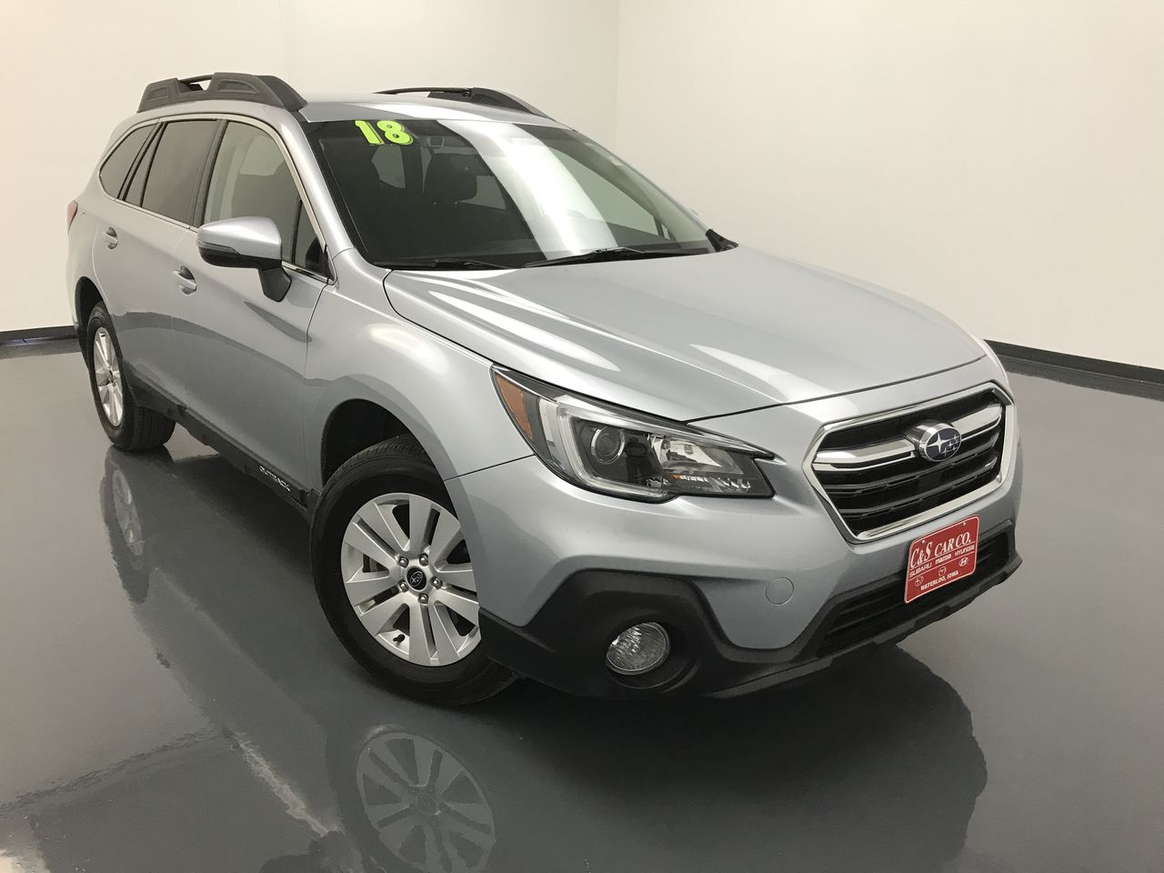 2018 Subaru Outback 2.5i Premium w/Eyesight  - SB6290  - C & S Car Company