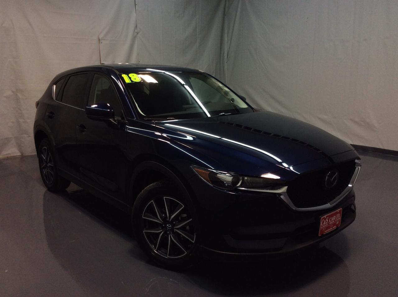 2018 Mazda Cx 5 Touring Awd Stock Ma3090 Waterloo Ia