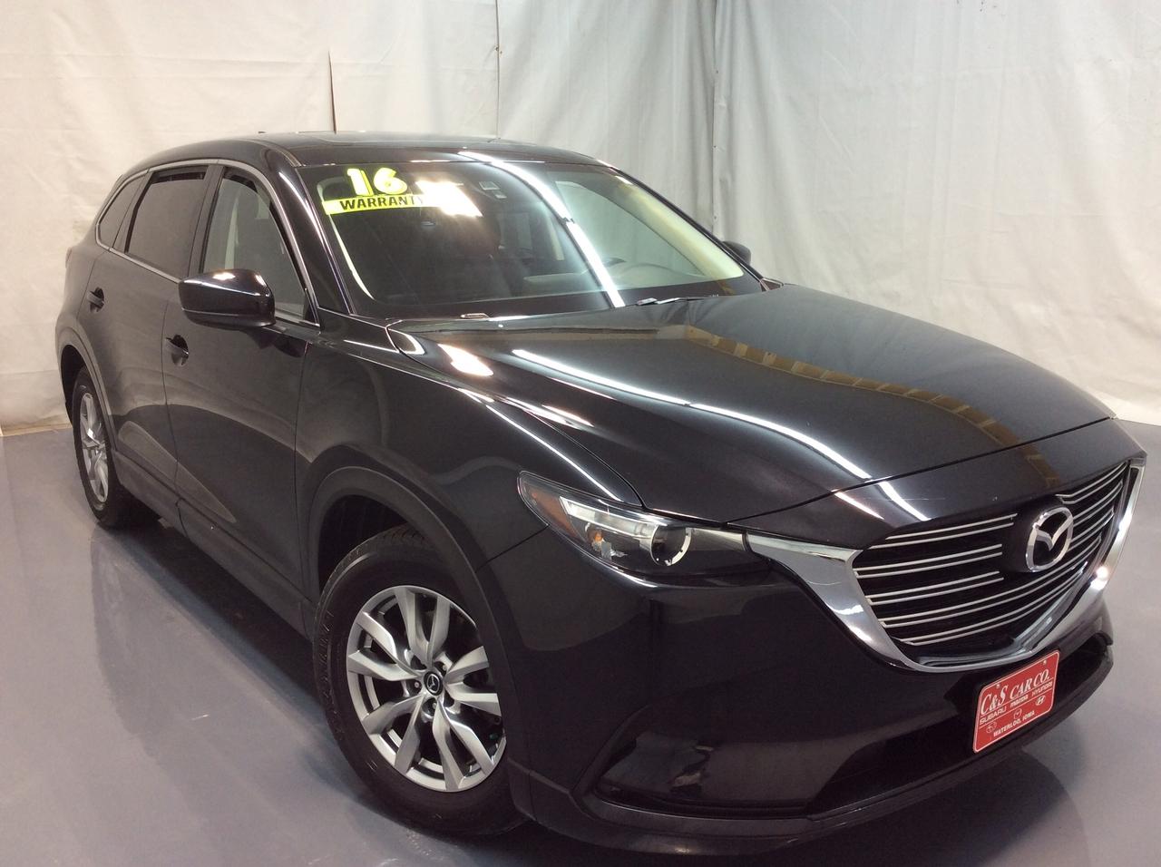 2016 Mazda CX-9  - C & S Car Company
