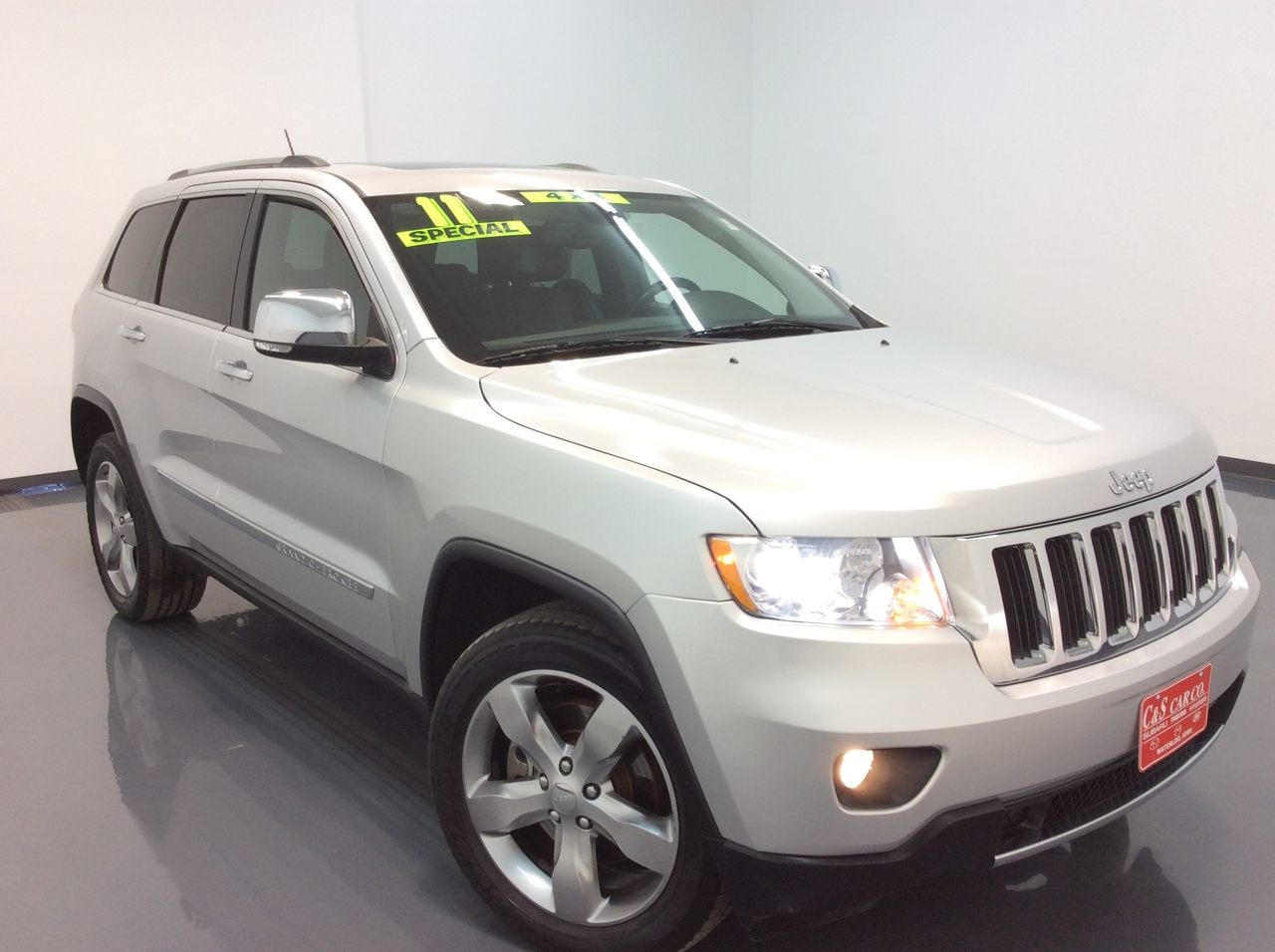 2011 Jeep Grand Cherokee  - C & S Car Company