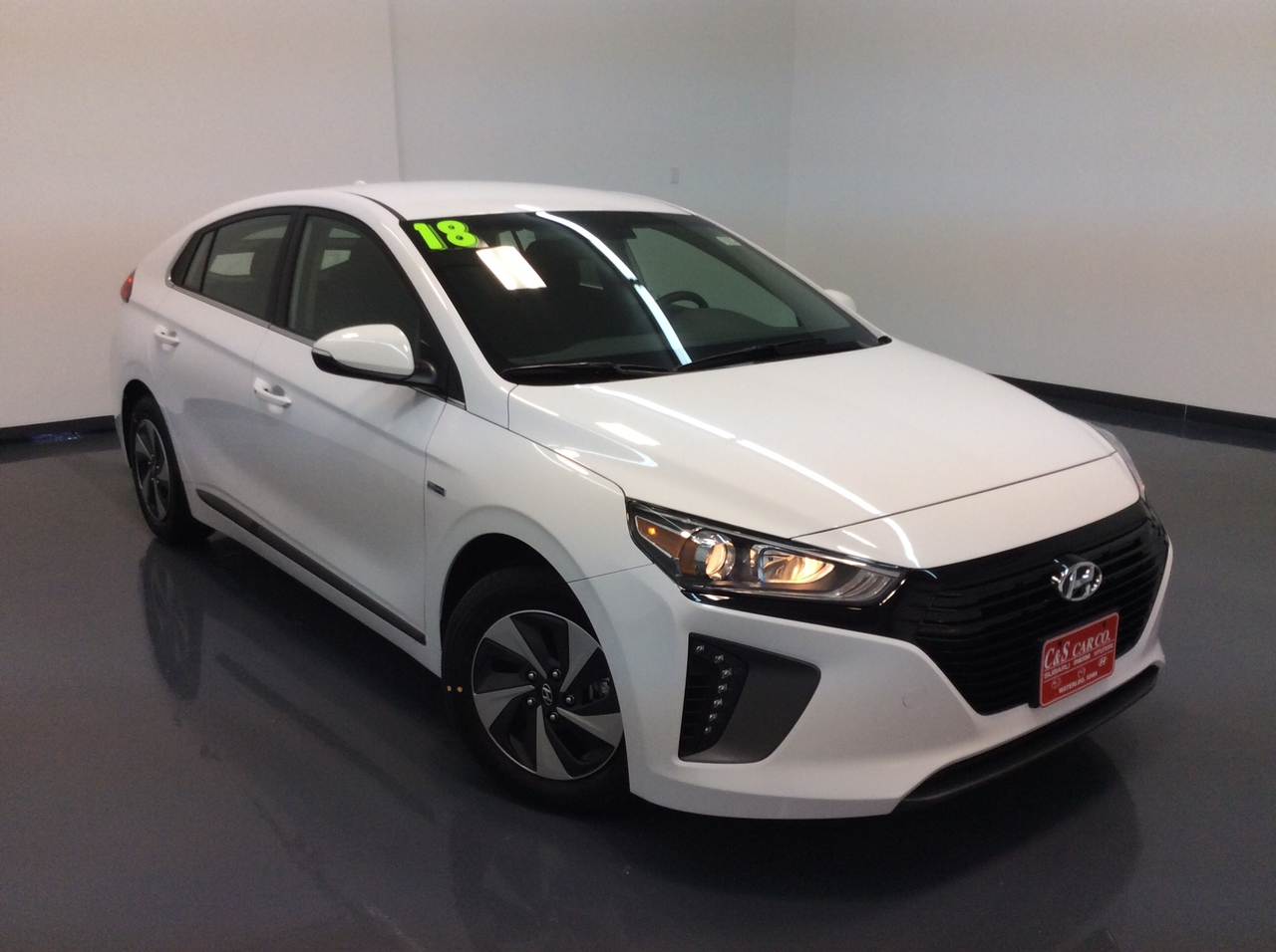 2018 Hyundai Ioniq Hybrid  - C & S Car Company