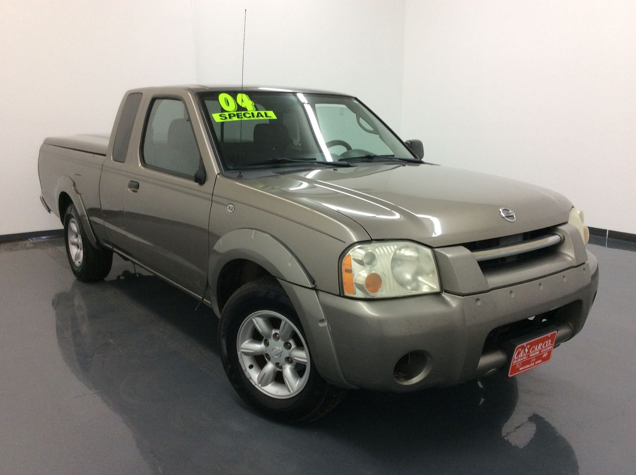 2004 Nissan Frontier  - C & S Car Company
