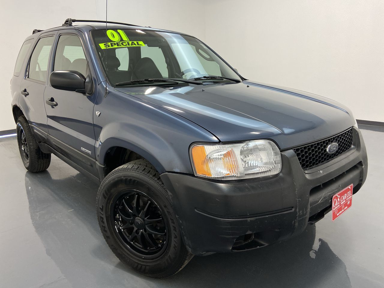 2001 Ford Escape  - MA3307B1  - C & S Car Company