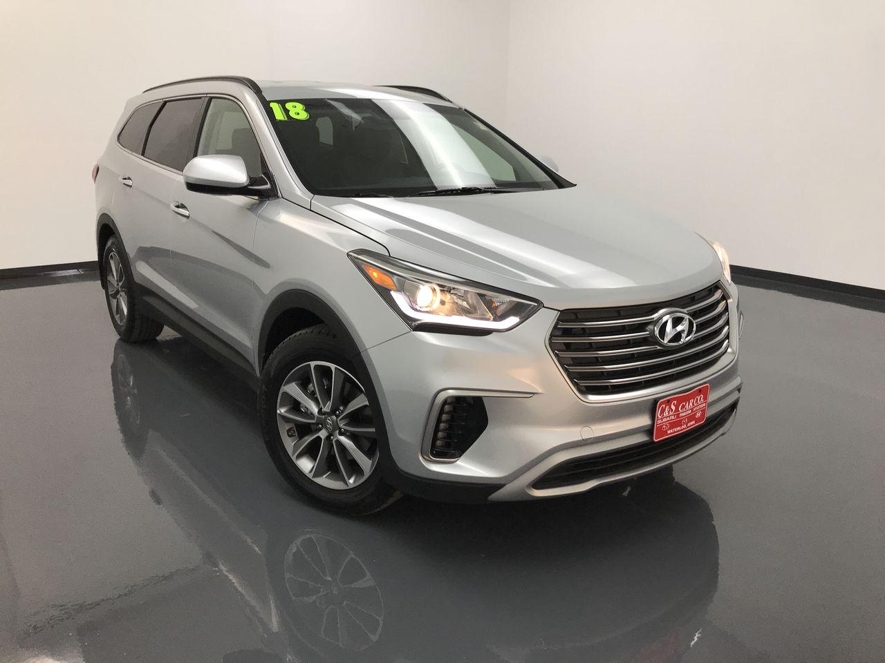 2018 Hyundai Santa Fe  - C & S Car Company