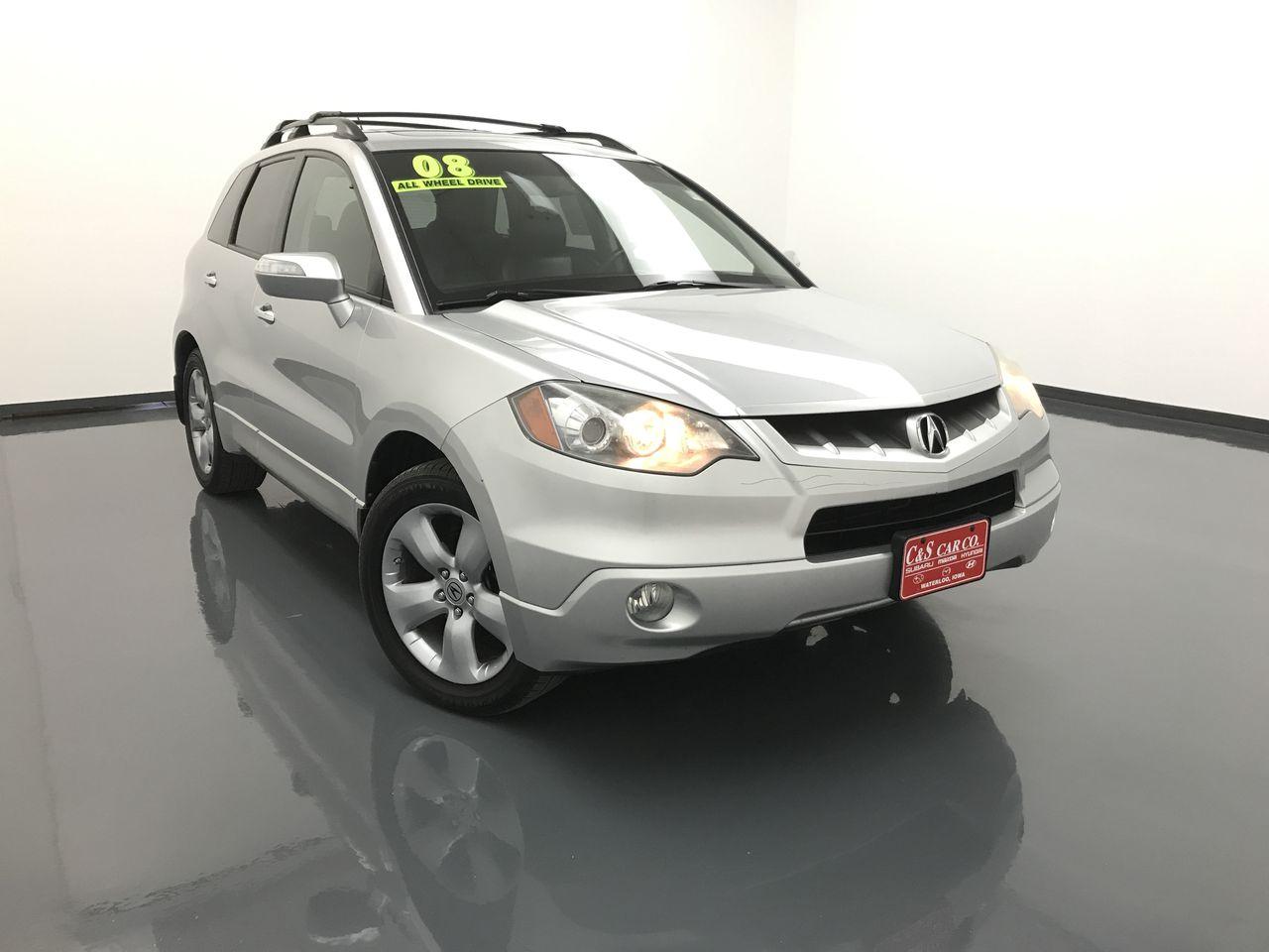 2008 Acura RDX  - C & S Car Company