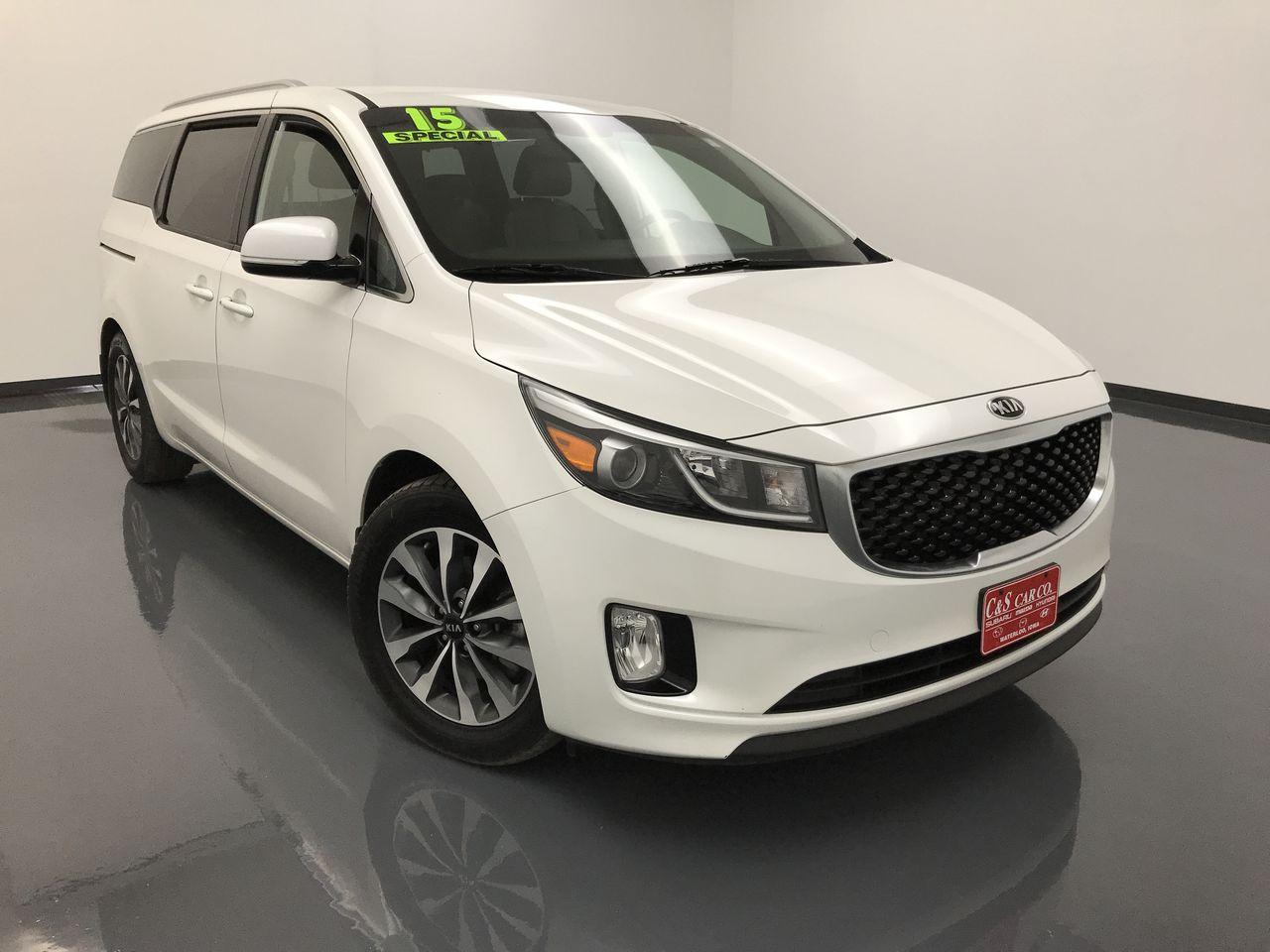 2015 Kia Sedona  - C & S Car Company
