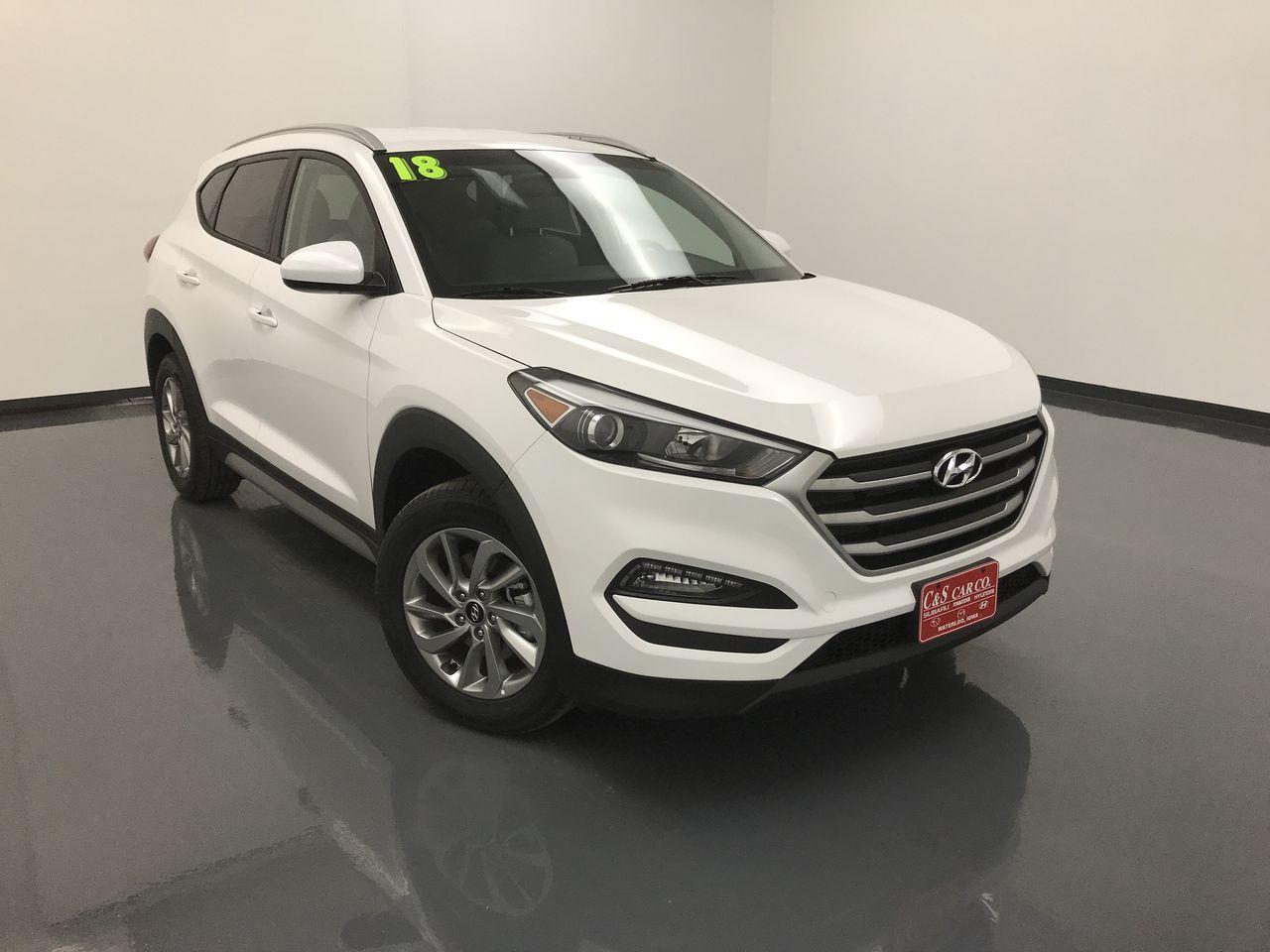 2018 Hyundai Tucson  - C & S Car Company