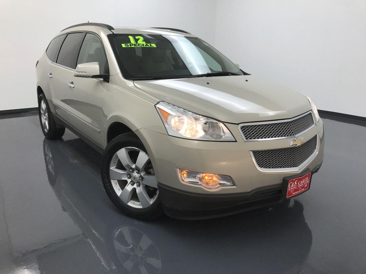 2012 Chevrolet Traverse  - C & S Car Company