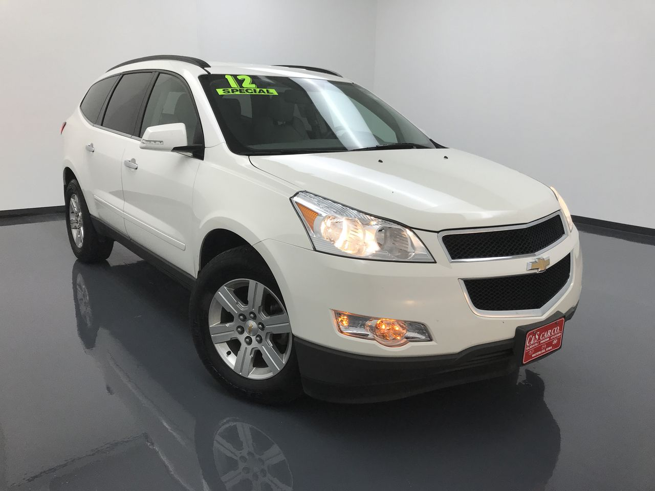 2012 Chevrolet Traverse  - C & S Car Company