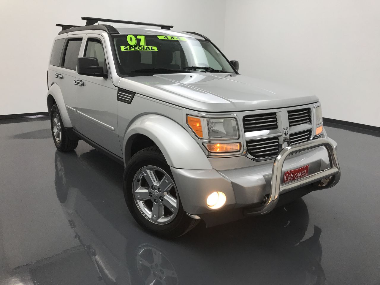 2007 Dodge Nitro  - C & S Car Company