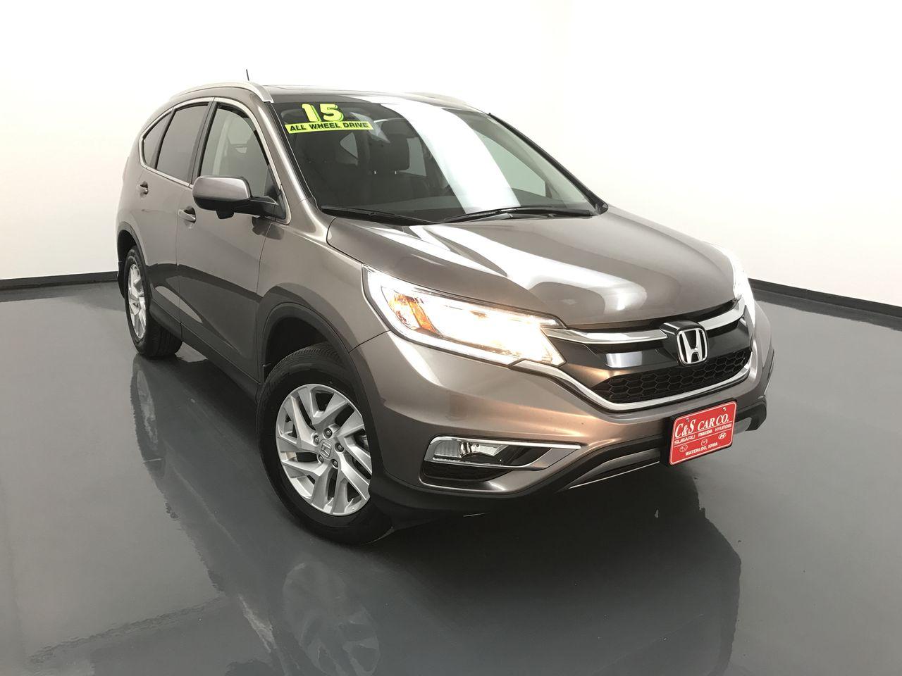 2015 Honda CR-V  - C & S Car Company