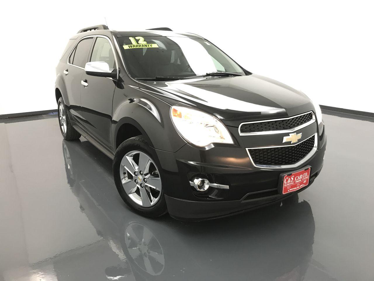 2012 Chevrolet Equinox  - C & S Car Company