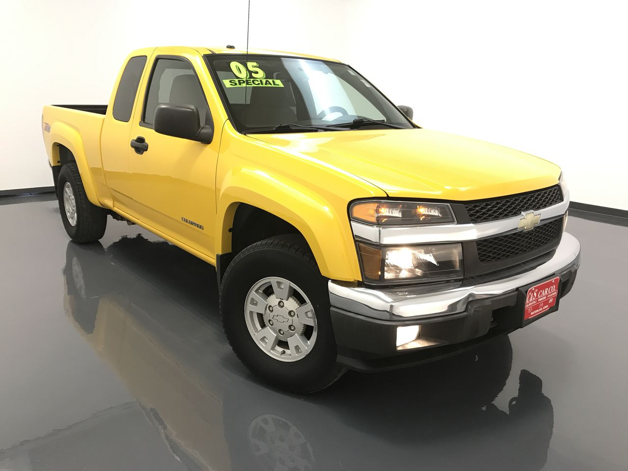 2005 Chevrolet Colorado  - C & S Car Company