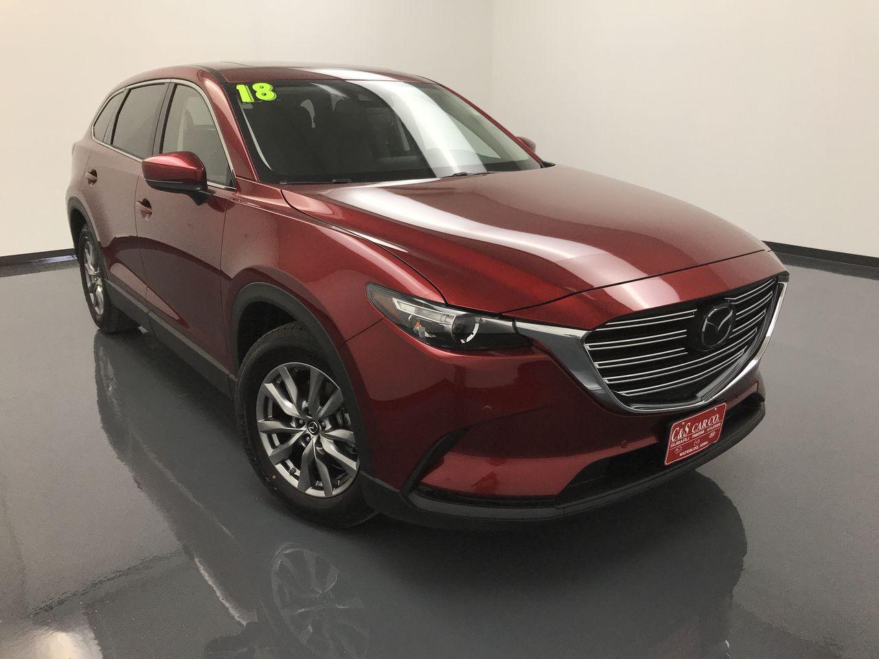 2018 Mazda CX-9  - C & S Car Company