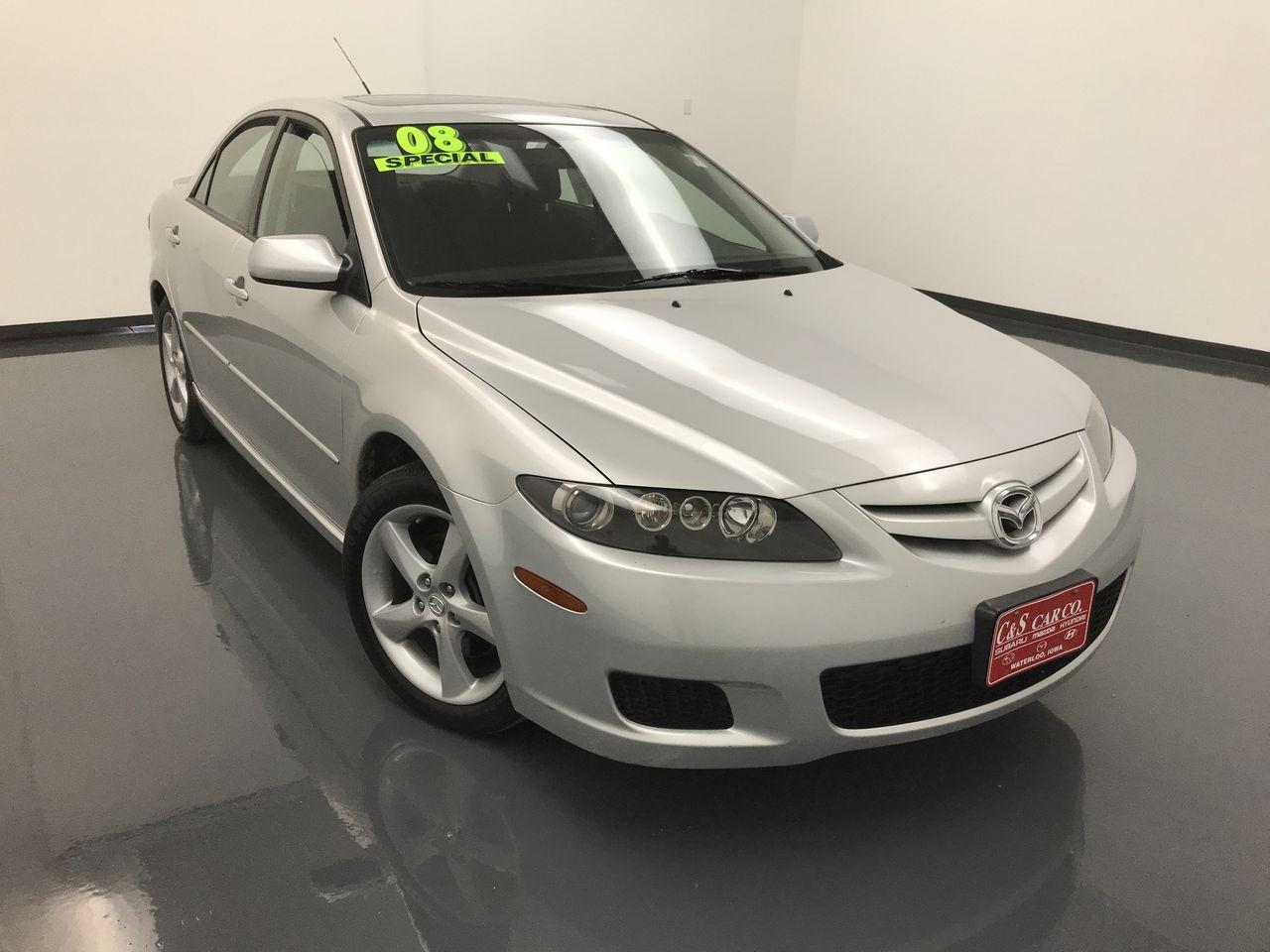 2008 Mazda Mazda6  - C & S Car Company