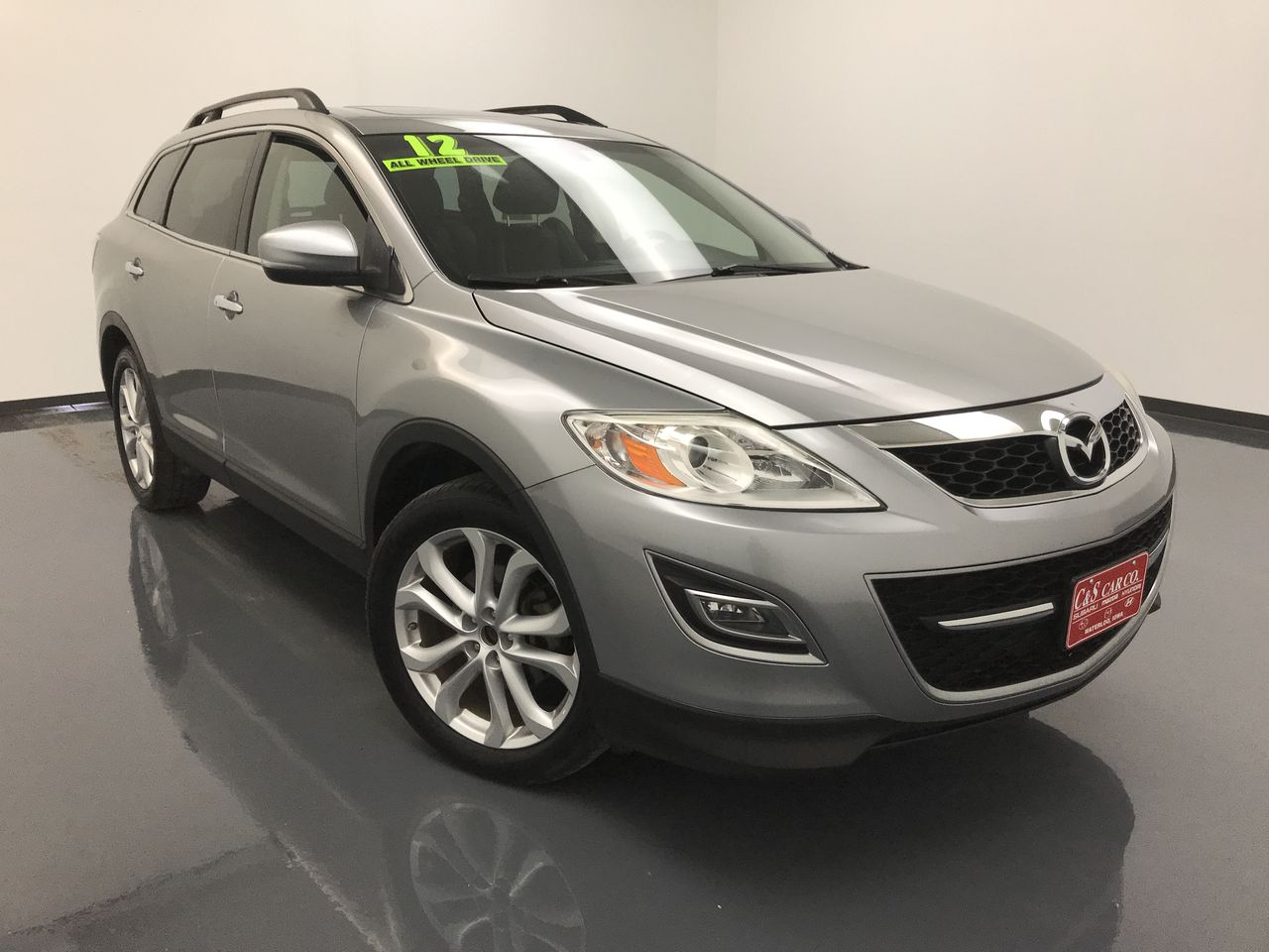 2012 Mazda CX-9  - C & S Car Company