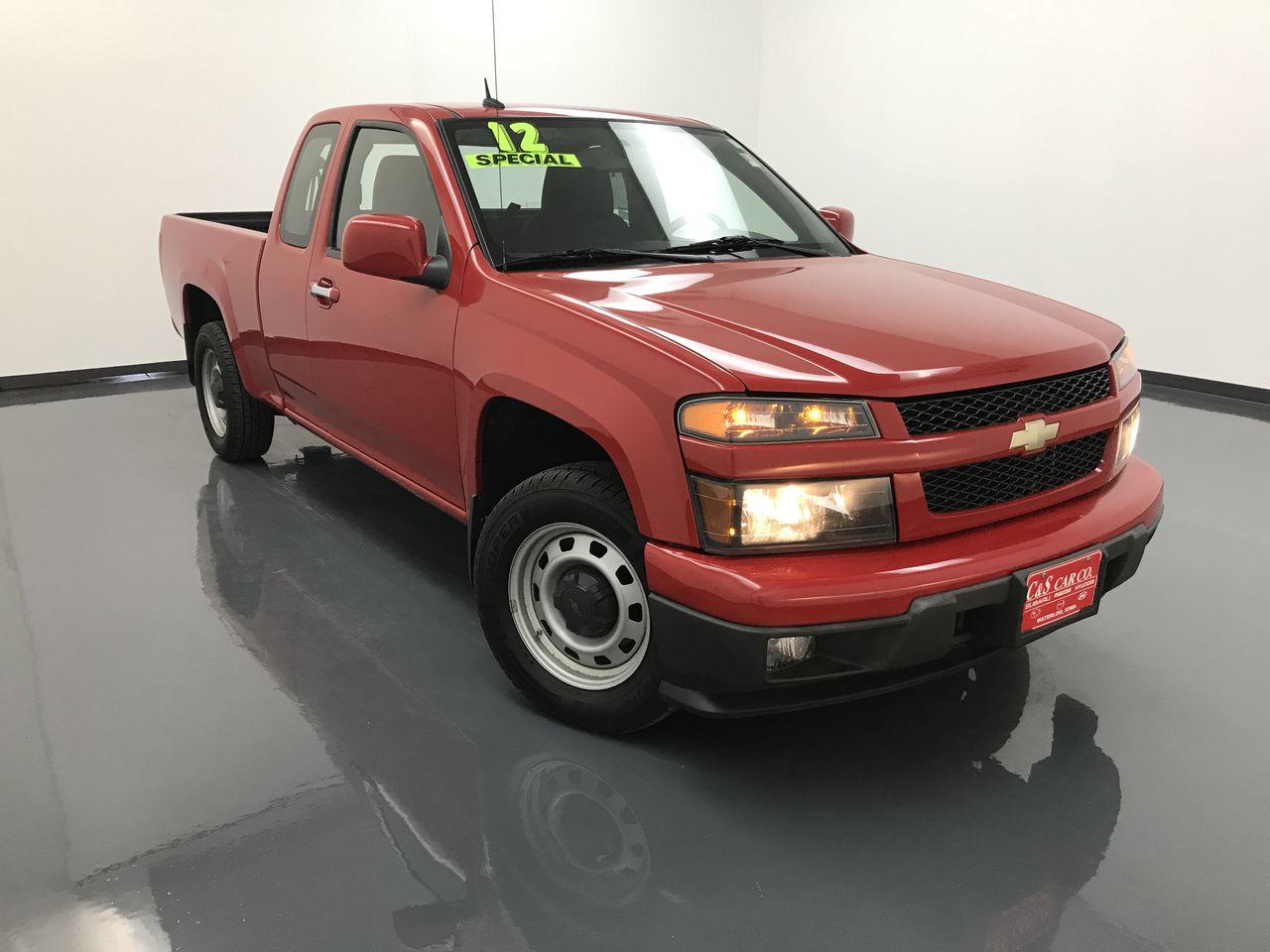 2012 Chevrolet Colorado  - C & S Car Company