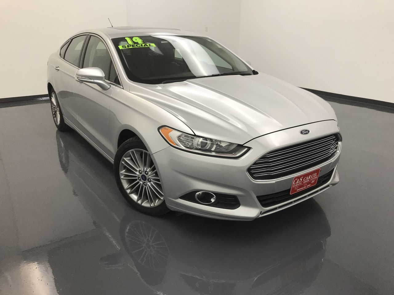 2014 Ford Fusion  - C & S Car Company