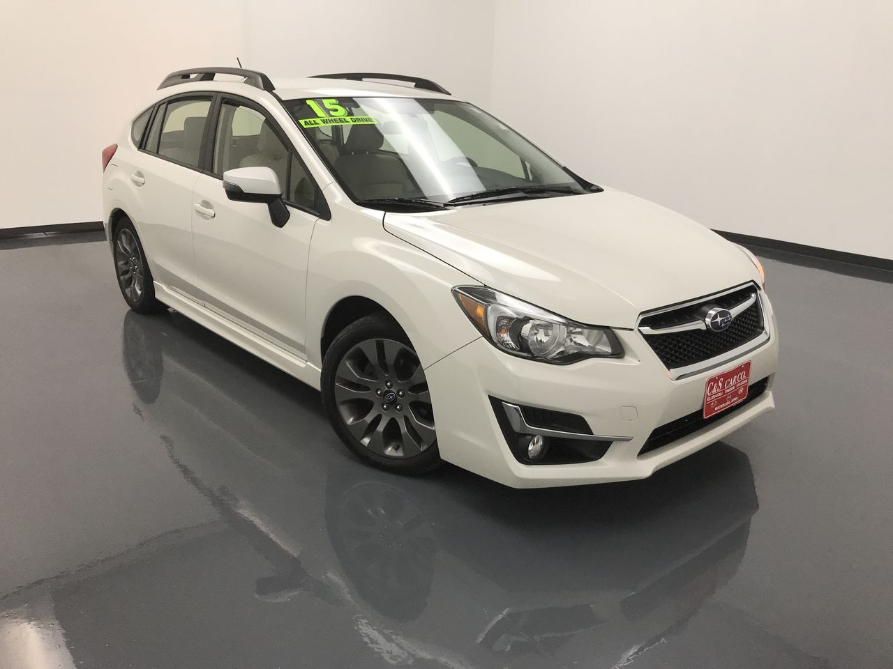 2015 Subaru Impreza Wagon  - C & S Car Company