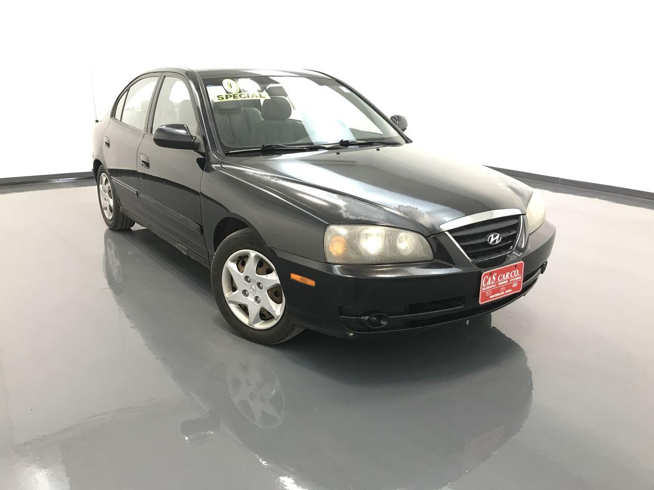 2004 Hyundai Elantra  - C & S Car Company