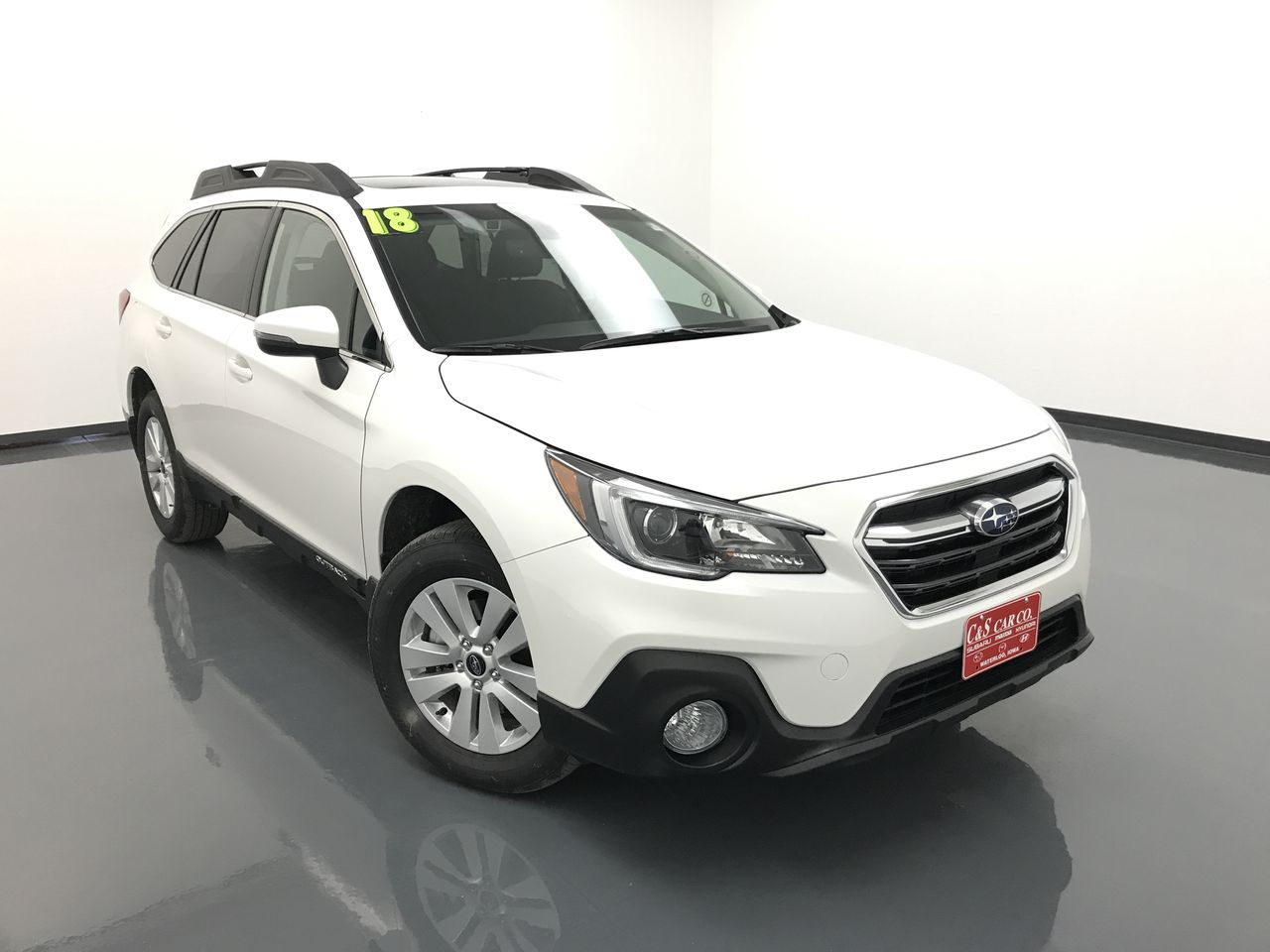 2018 Subaru Outback 2.5i Premium w/Eyesight  - SC7006  - C & S Car Company