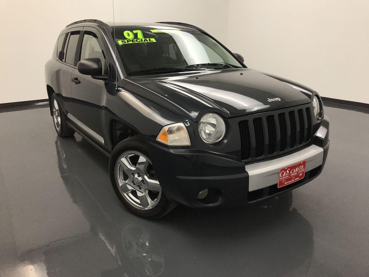 2007 Jeep Compass  - C & S Car Company