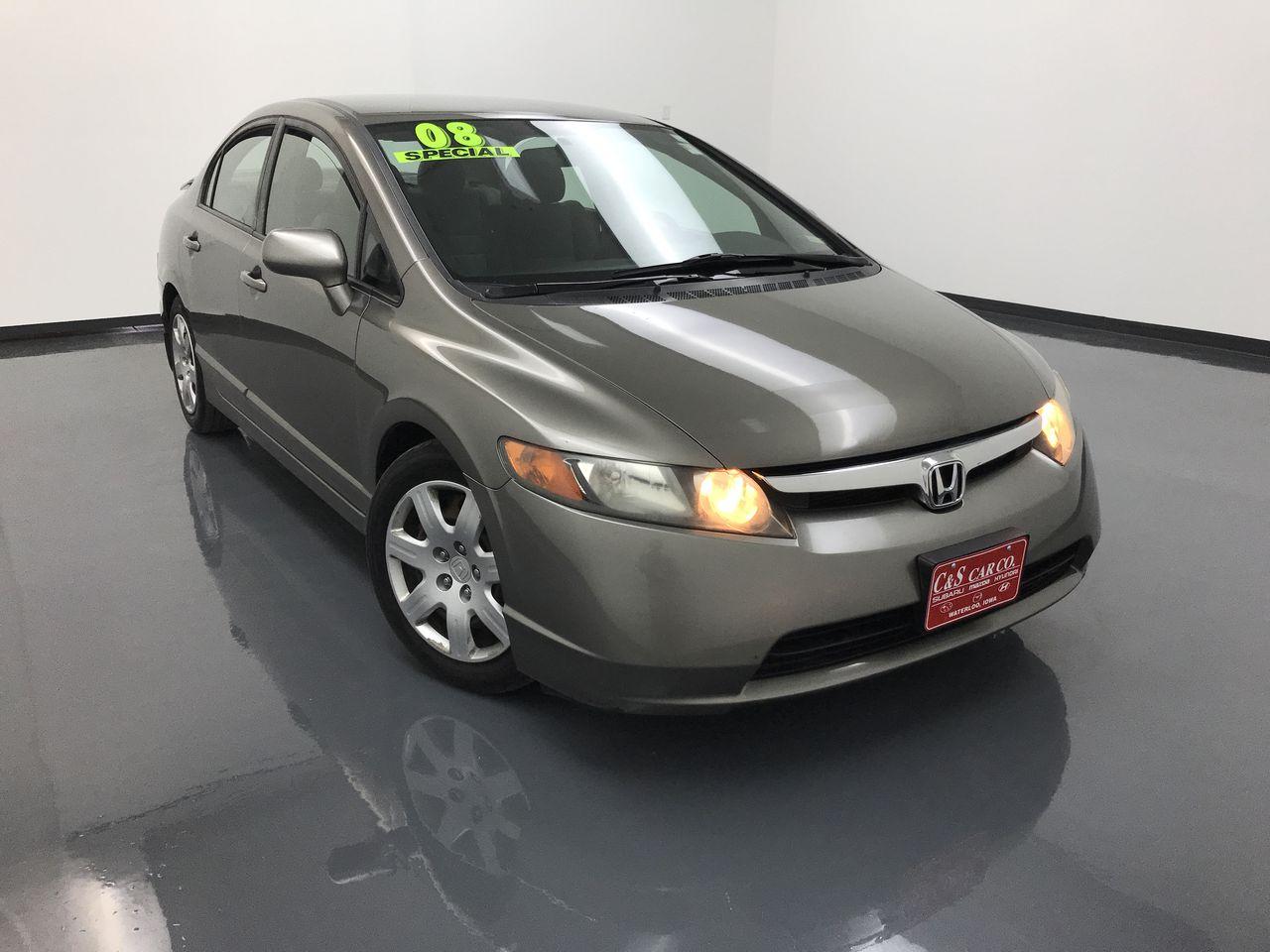 2008 Honda Civic  - C & S Car Company