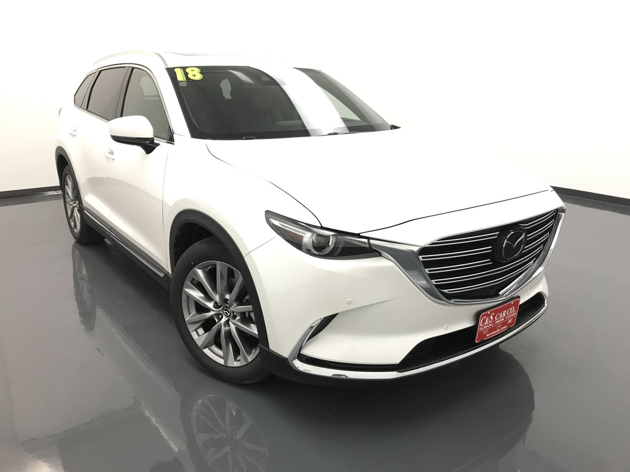 2018 Mazda CX-9  - C & S Car Company