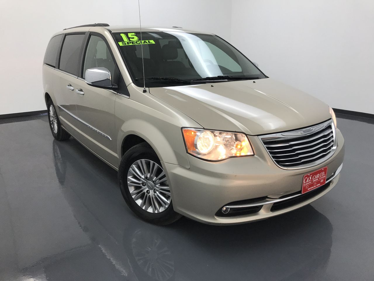 2015 Chrysler Town Country Touring Lwb Stock 15273 Waterloo Ia Thumbnail C S Car Company Ii