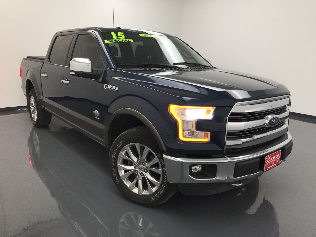 2015 Ford F-150  - C & S Car Company