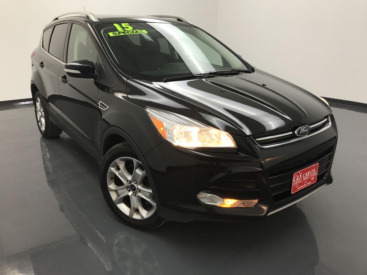 2015 Ford Escape  - C & S Car Company