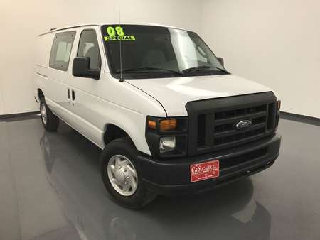 2008 Ford Econoline E-250 Cargo Van for Sale  - 15261  - C & S Car Company