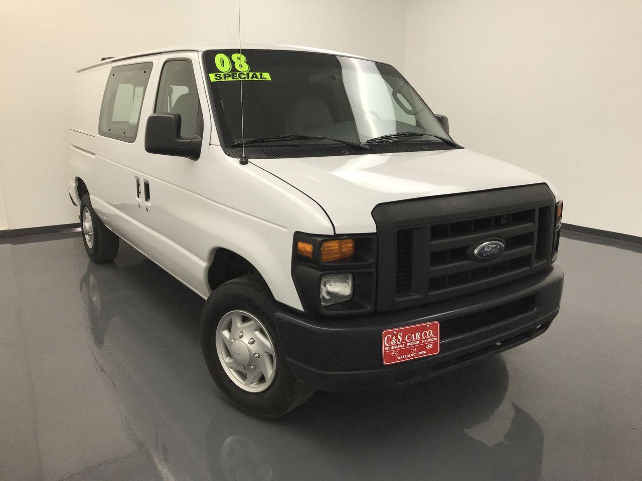 2008 Ford Econoline  - C & S Car Company
