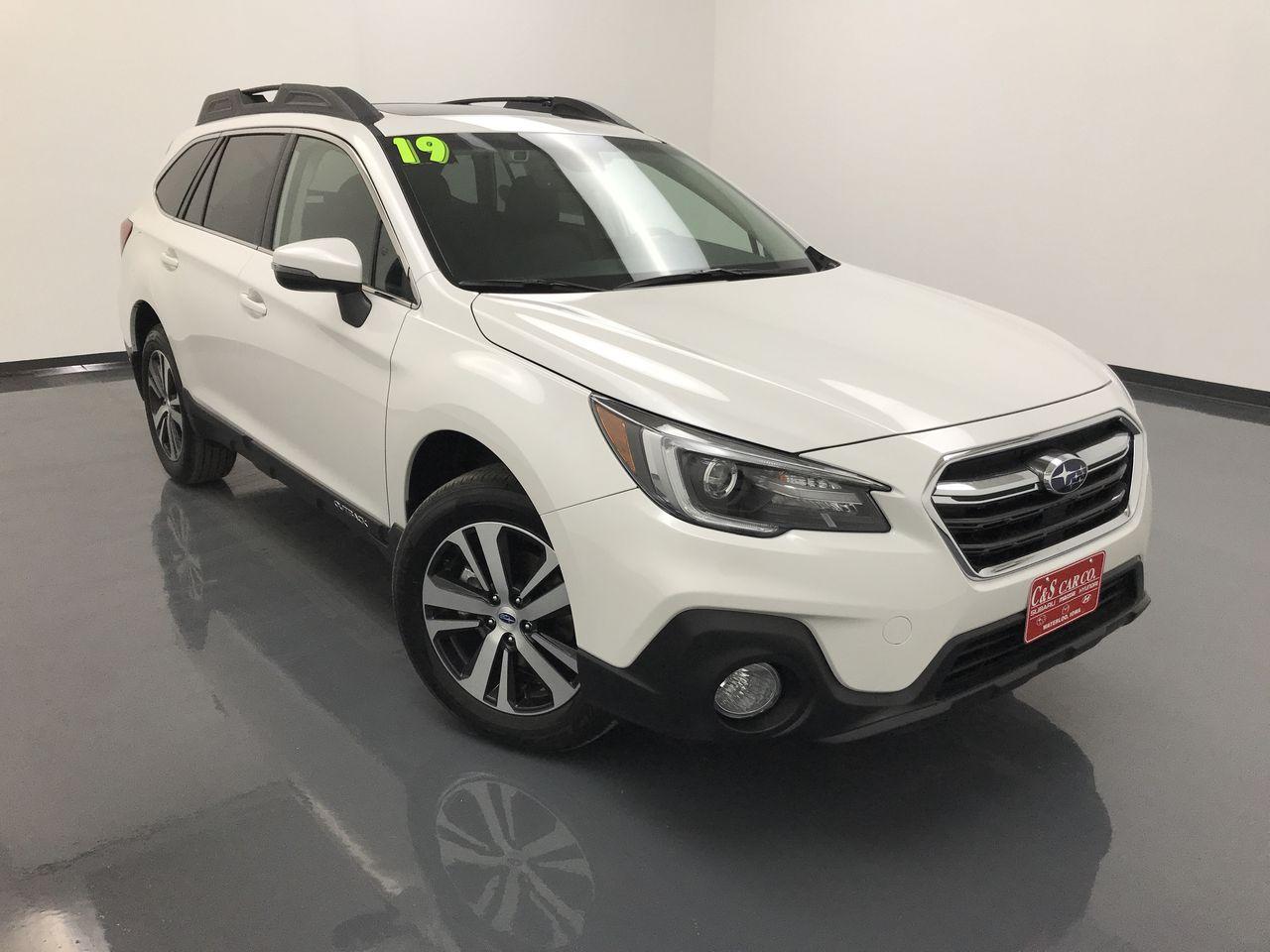 2019 Subaru Outback 2.5i Limited w/Eyesight - Stock ...