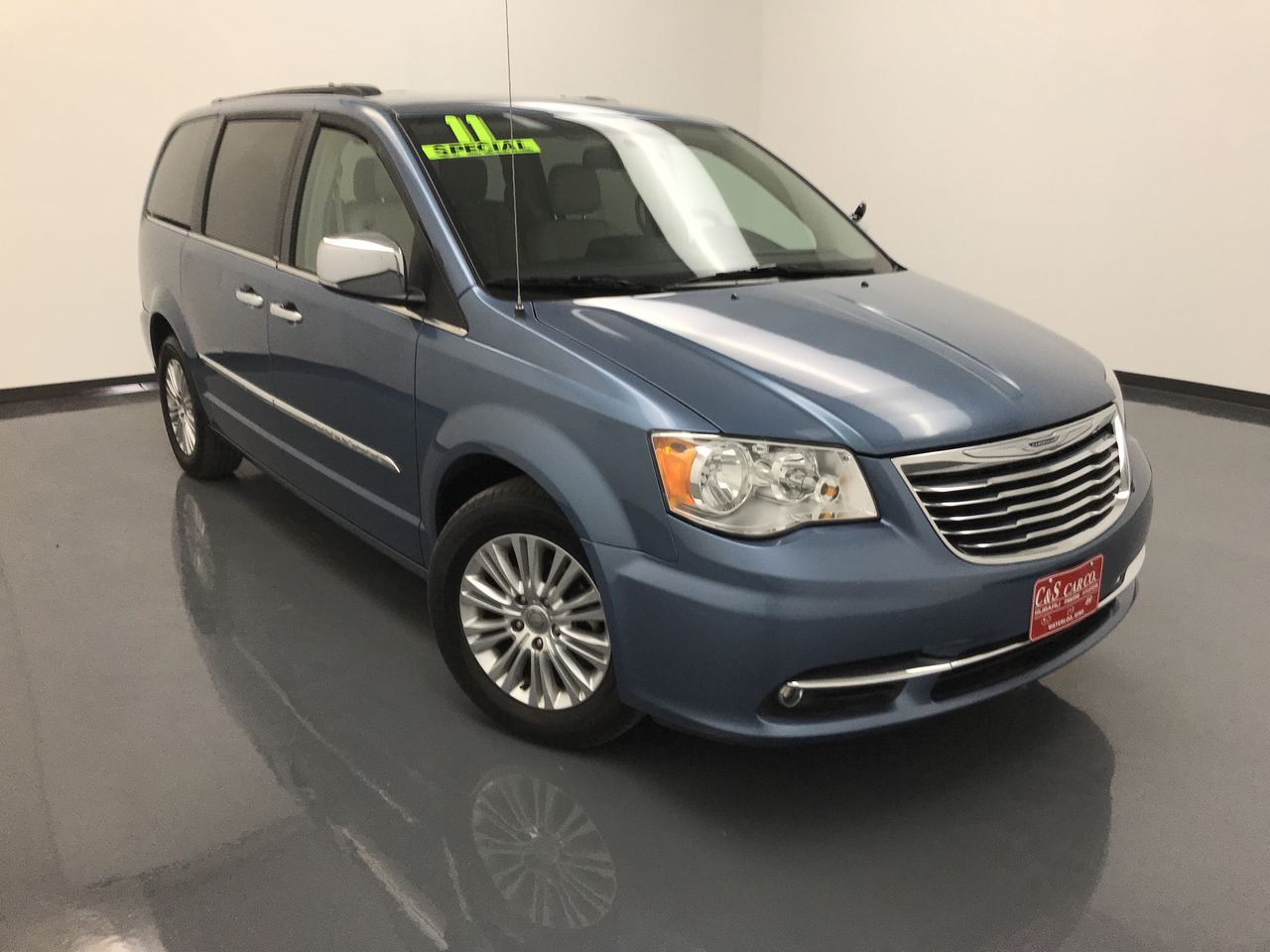 2011 Chrysler Town & Country  - C & S Car Company