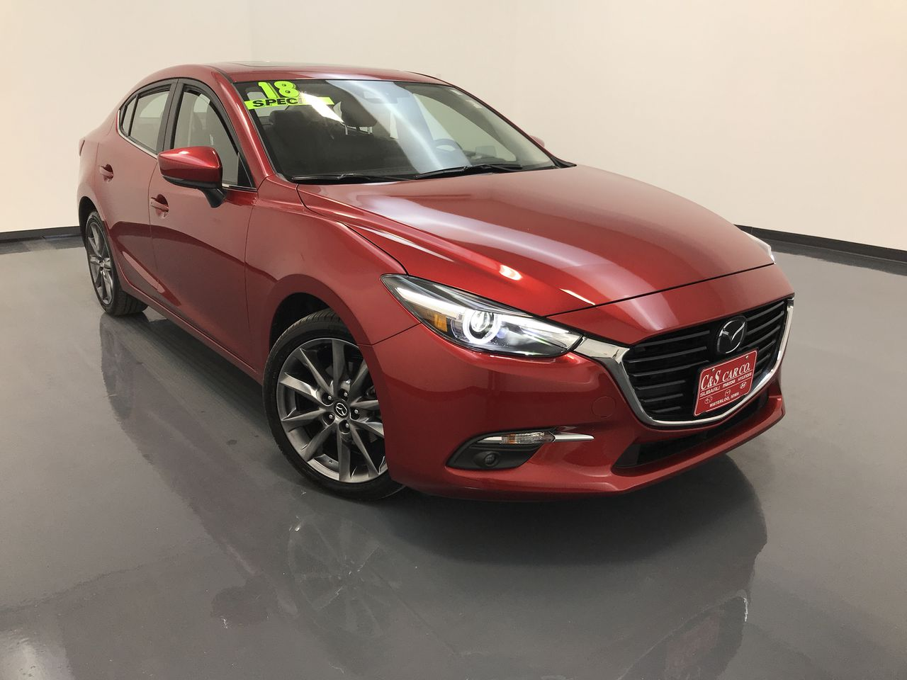 2018 Mazda MAZDA3 4-Door  - C & S Car Company