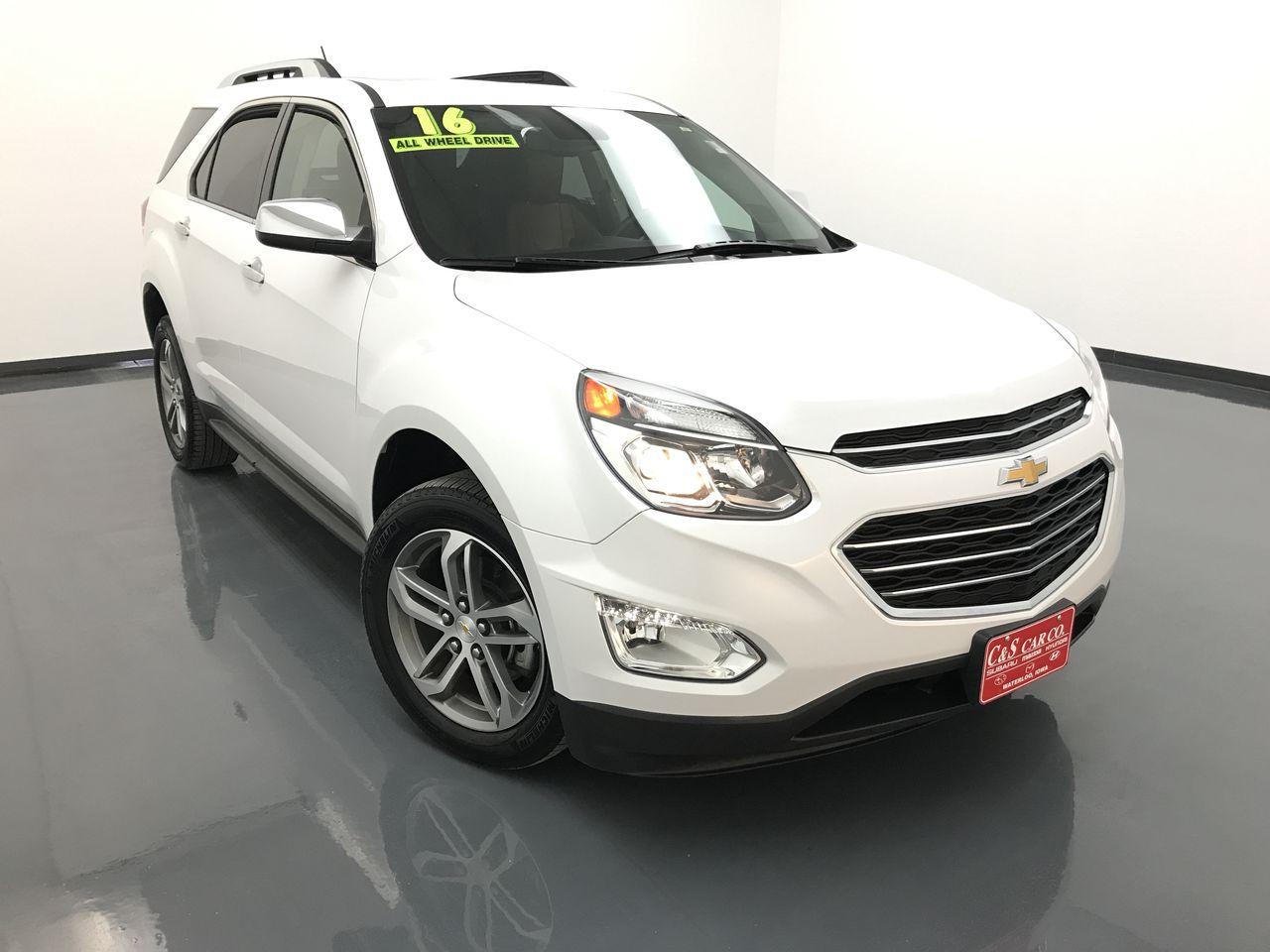 2016 Chevrolet Equinox  - C & S Car Company