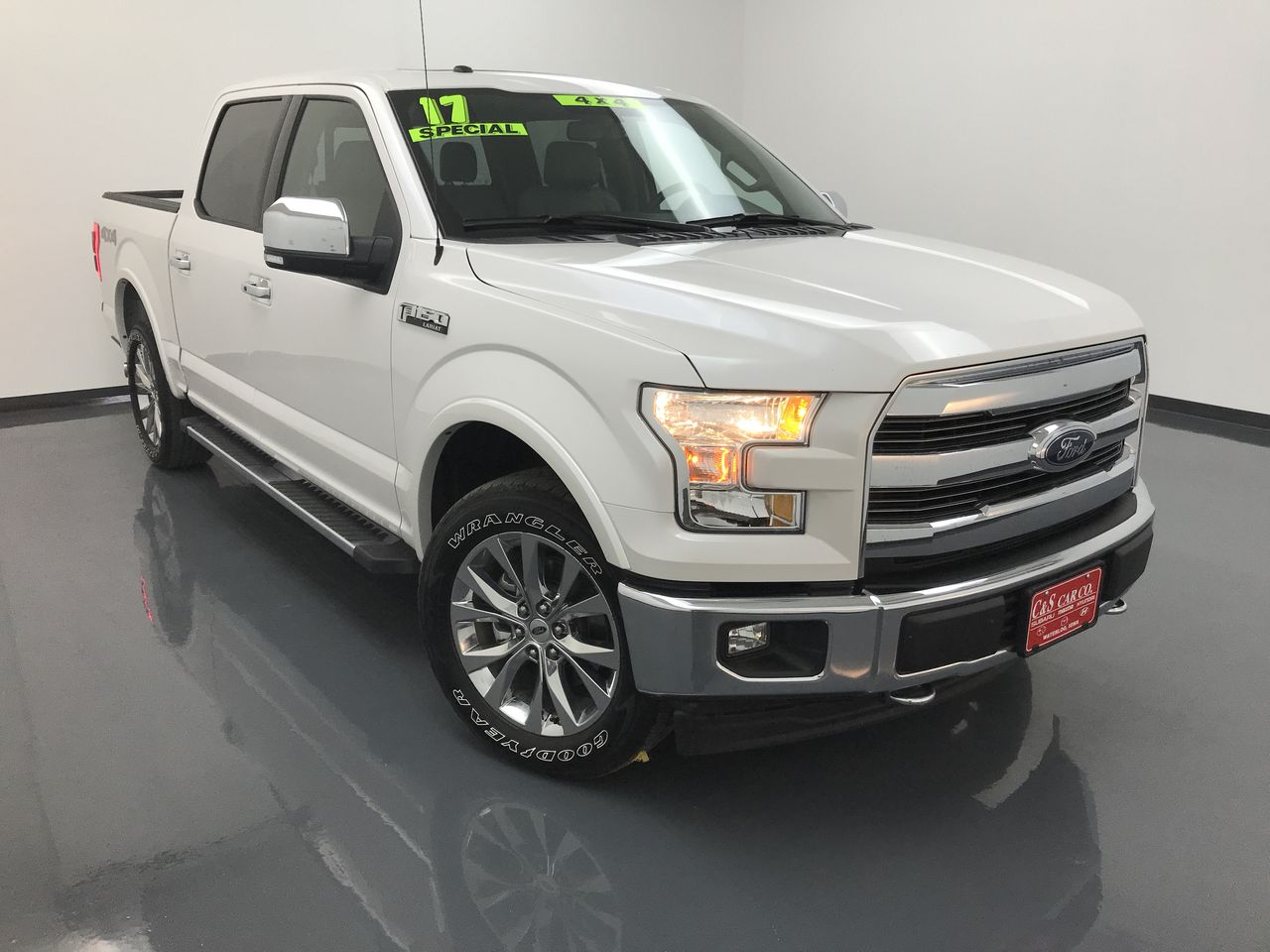 2017 Ford F-150  - C & S Car Company