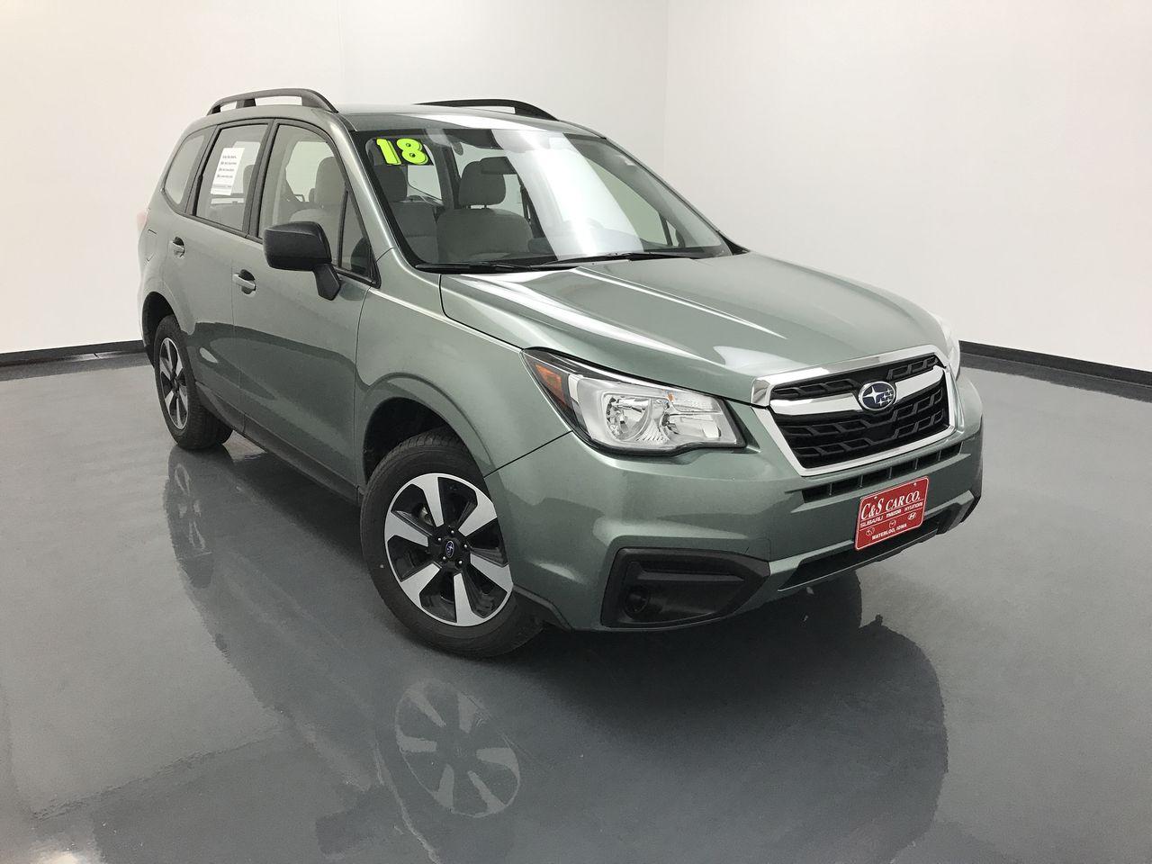 2018 Subaru Forester  - C & S Car Company