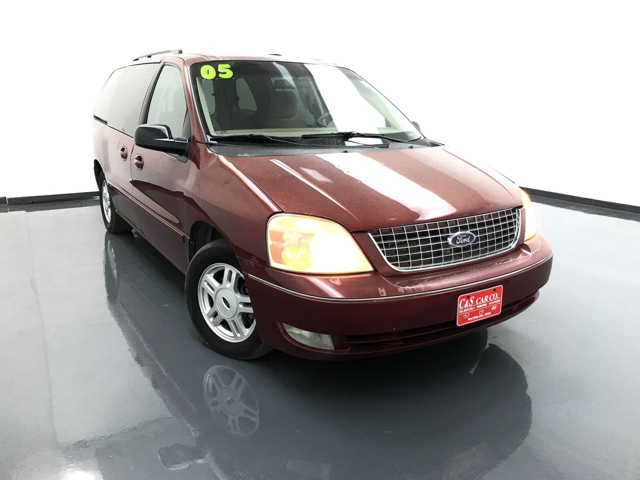2005 Ford Freestar Sel Stock R15302 Waterloo Ia 2003 Windstar Dash Warning Lights Thumbnail C S Car Company