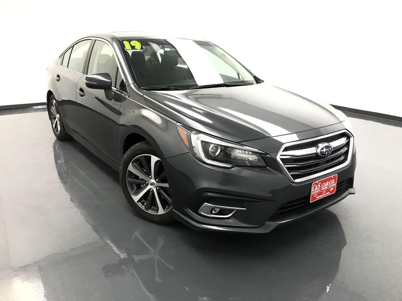 2019 Subaru Legacy  - C & S Car Company