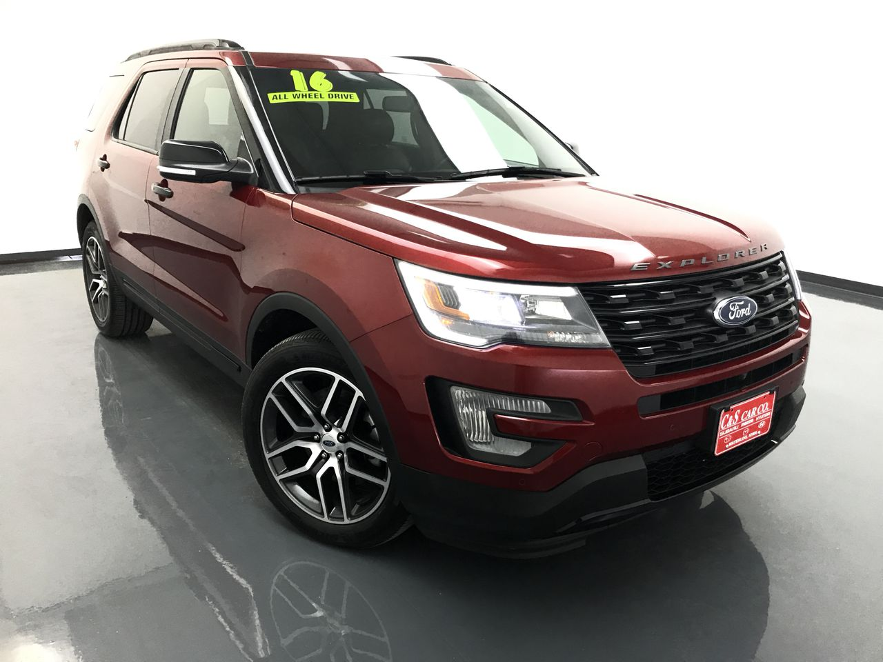 2016 Ford Explorer  - C & S Car Company