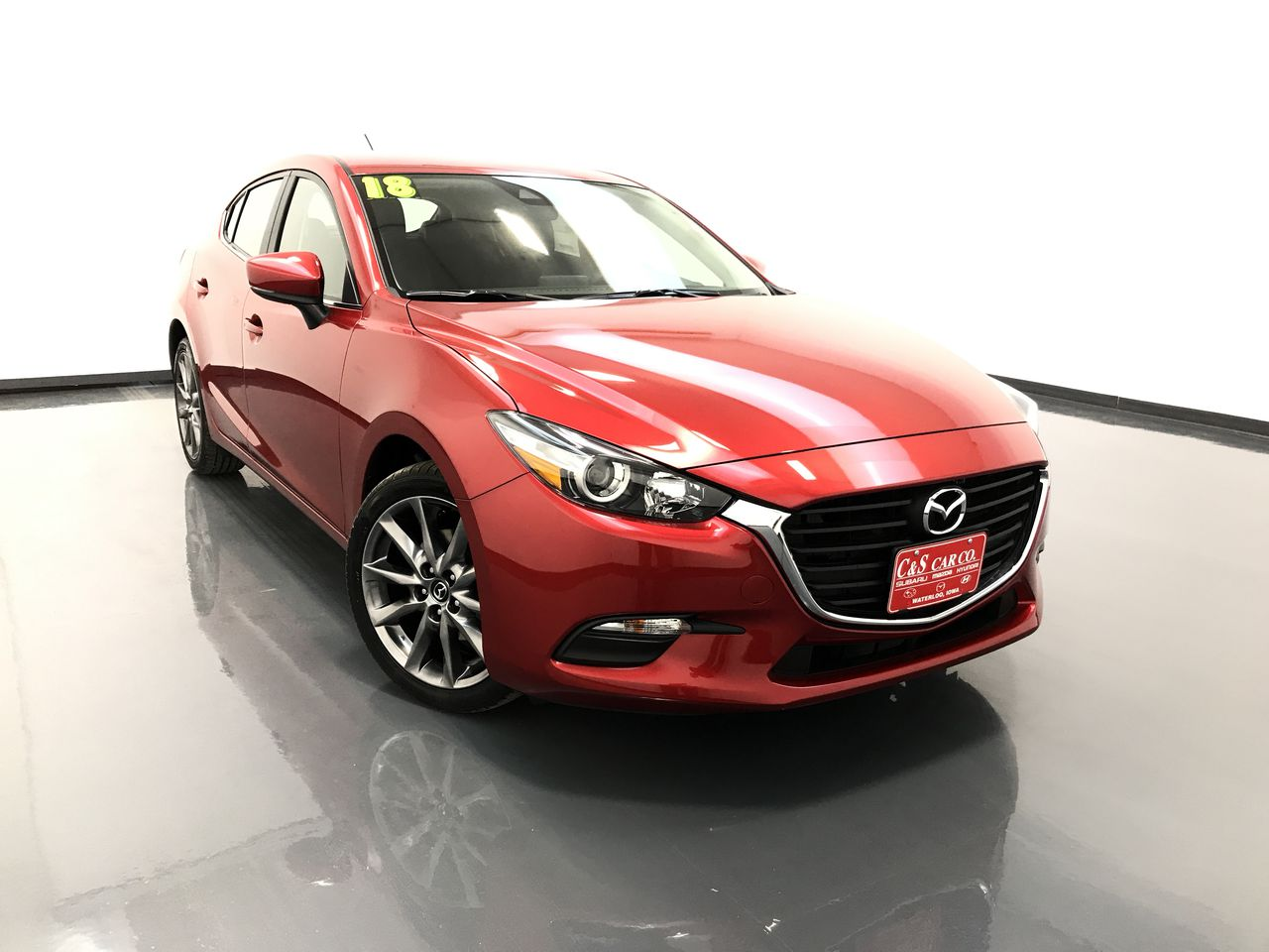 2018 Mazda MAZDA3 5-Door  - C & S Car Company